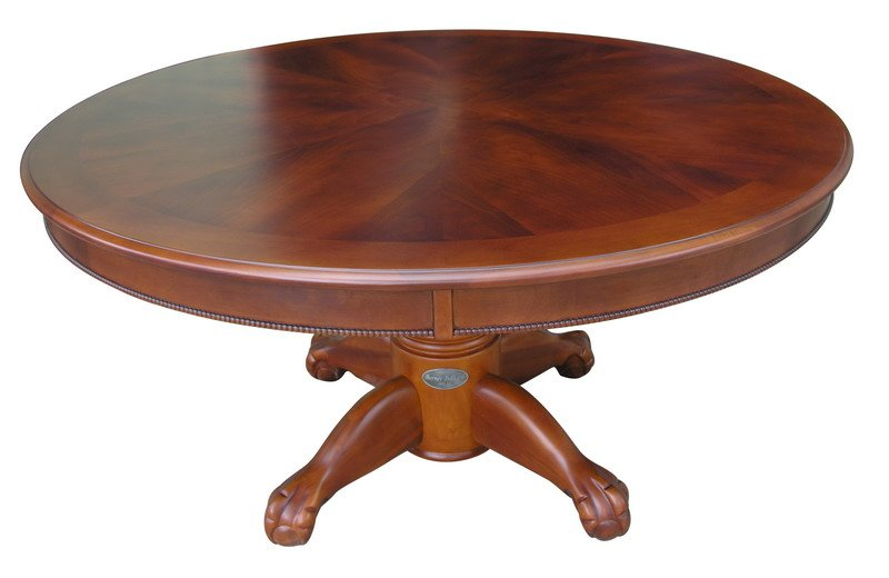Our Round, Folding Poker Table Measures 60 Inches In Diameter And 30 Inches  Tall. Each Poker Table Features A Felt Playing Surface, Armrests, ...